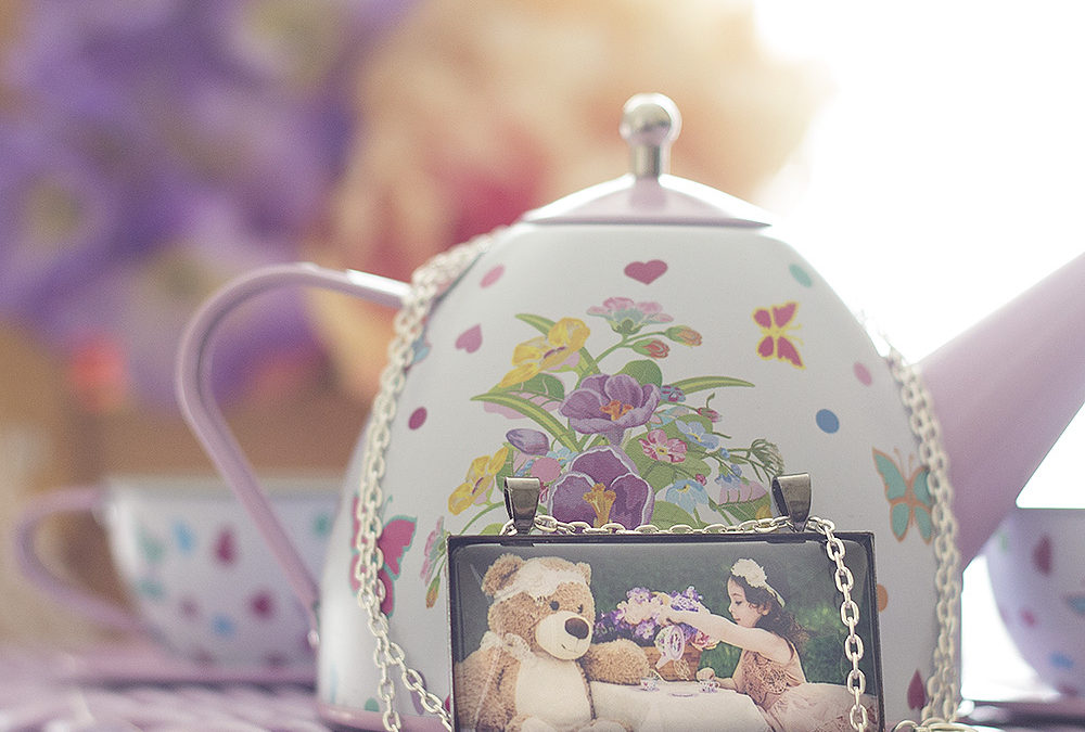 Tea Party with Teddy